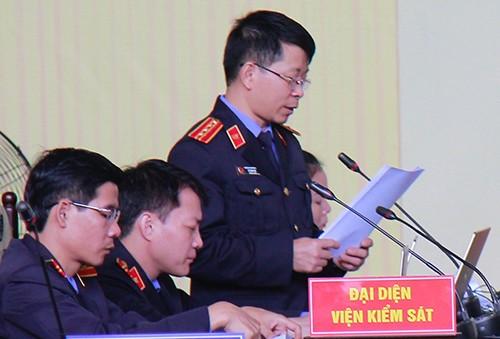 Ông Phan Văn Vĩnh bị đề nghị phạt 84-90 tháng tù - ảnh 1