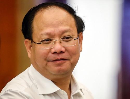 Thành ủy TP HCM họp cả ngày chủ nhật kiểm điểm ông Tất Thành Cang - ảnh 2