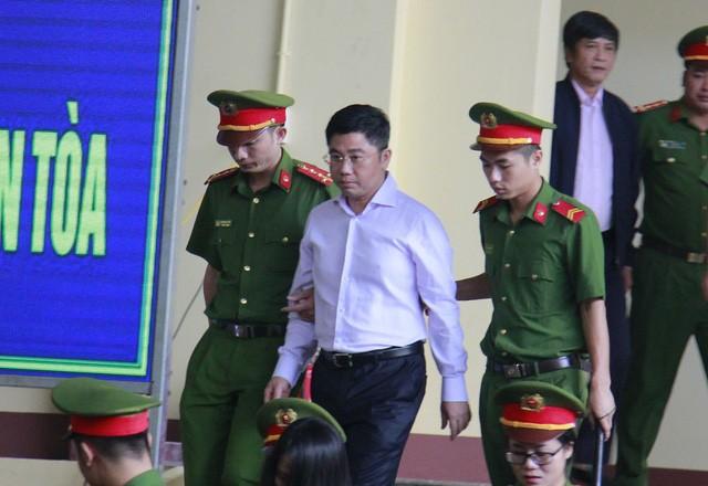 Bị cáo Nguyễn Văn Dương.