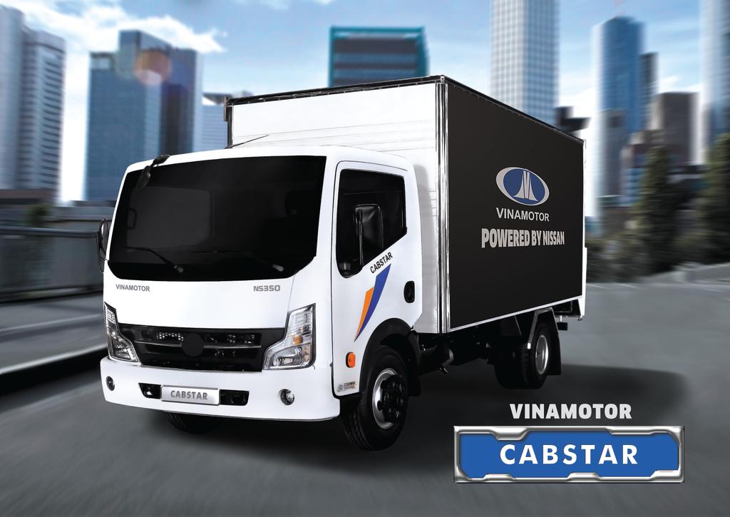 Vinamotor giới thiệu xe tải nhẹ Cabstar và xe khách 47 chỗ Universe Noble HN47S tới người tiêu dùng Hà Nội - ảnh 1