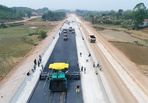 Cao tốc Đồng Đăng - Trà Lĩnh sẽ kết nối cao tốc Bắc Giang - Lạng Sơn đang thi công