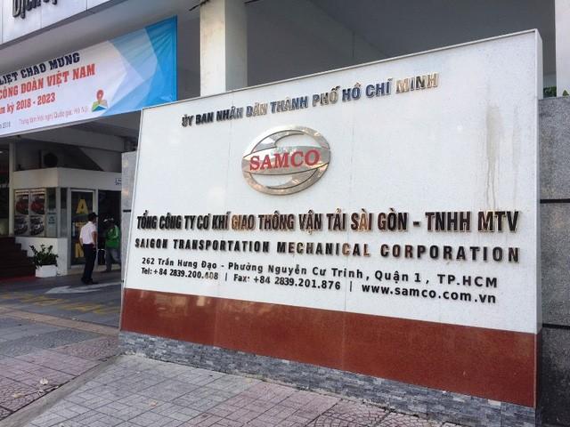 """Thanh tra TPHCM tiếp tục kiểm tra """"tiêu cực"""" tại Tổng công ty Samco - ảnh 1"""