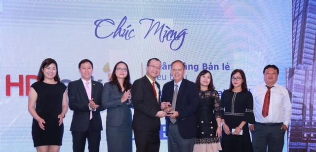 HDBank đạt giải ngân hàng bán lẻ tiêu biểu năm 2018 - ảnh 1