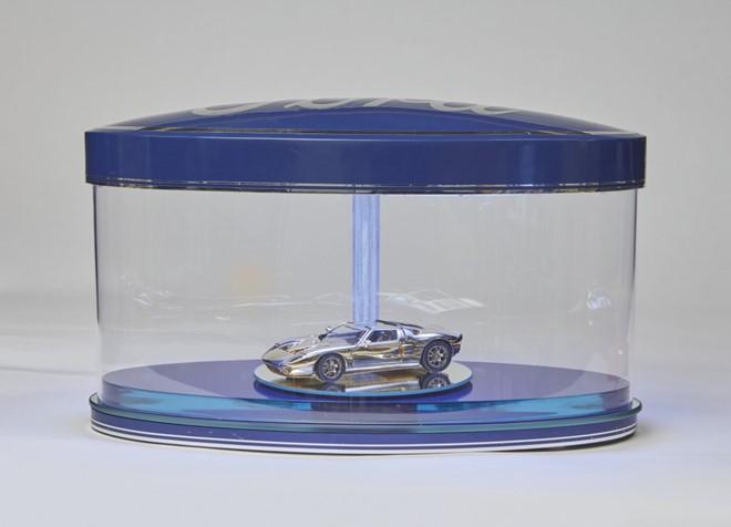 Mô hình Ford GT được đấu giá ngang BMW 3-Series - ảnh 5