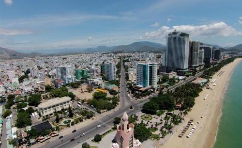 Thị trường căn hộ condotel tại miền Trung.