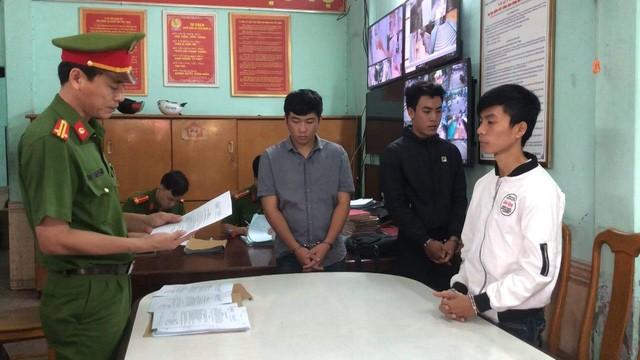 Đà Nẵng: 3 sinh viên lừa đảo qua mạng xã hội, chiếm đoạt hơn 2 tỷ đồng - ảnh 1