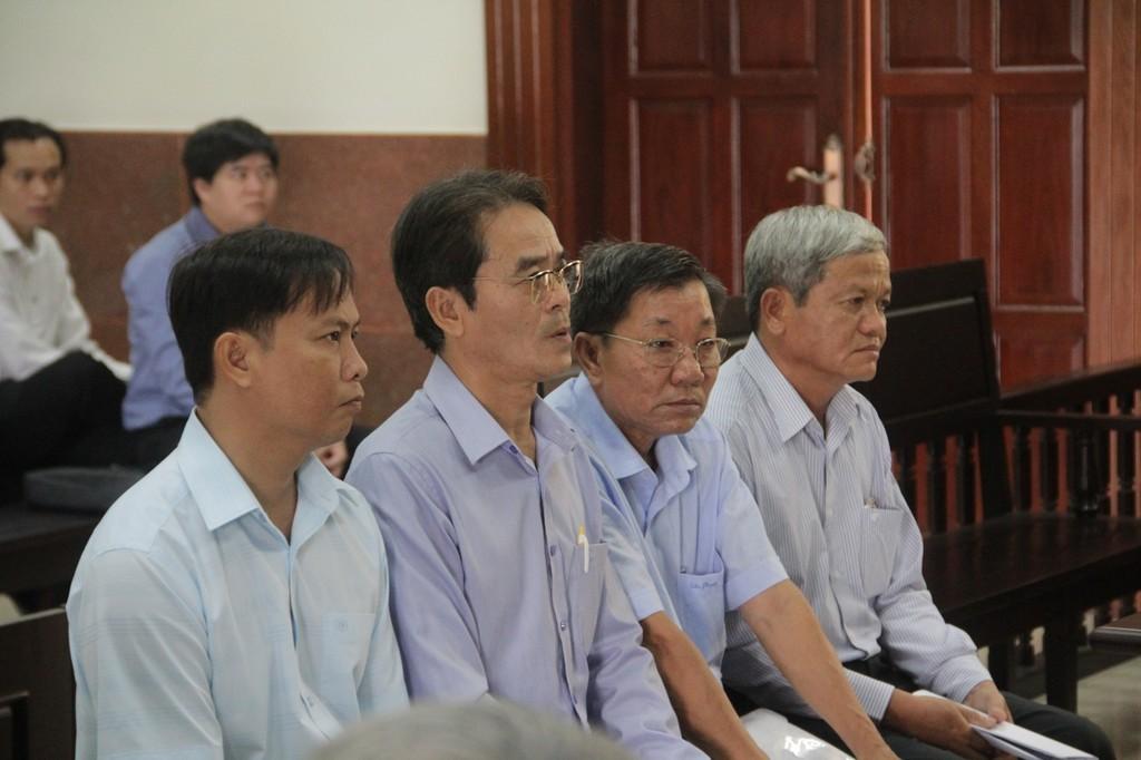 Nguyên Phó Thống đốc Đặng Thanh Bình được hưởng án treo - ảnh 1