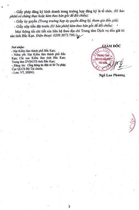 Ngày 17/12/2018, đấu giá gỗ tròn, xẻ tại tỉnh Bắc Kạn - ảnh 3