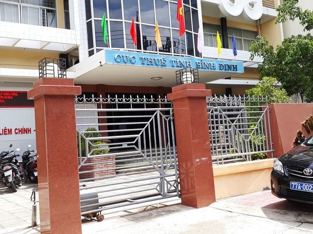 Hàng loạt lãnh đạo thuế tỉnh Bình Định sai phạm, gây thất thoát tài sản Nhà nước.