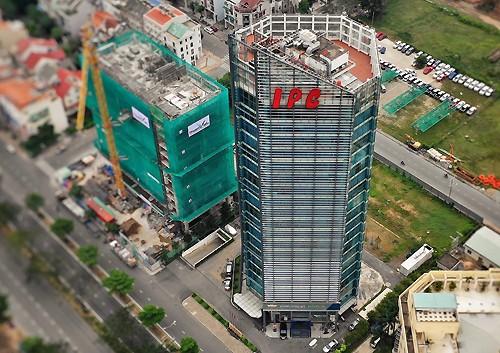 Tòa nhà trụ sở Công ty TNHH MTV phát triển công nghiệp Tân Thuận (IPC)