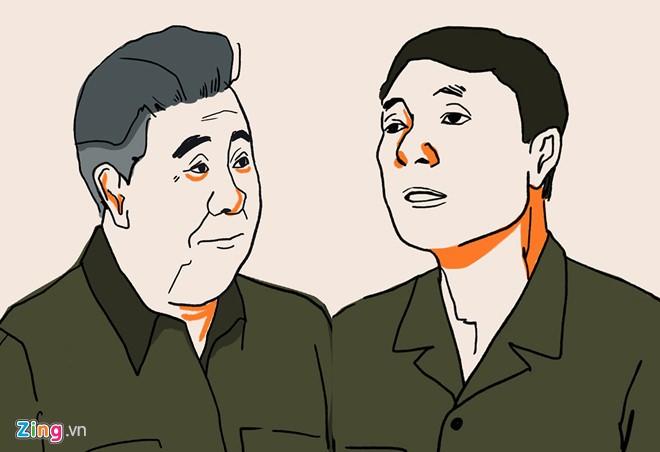 Khởi tố bị can ông Trần Việt Tân, nguyên Tổng cục trưởng và ông Bùi Văn Thành, nguyên Cục trưởng Bộ Công an - ảnh 1