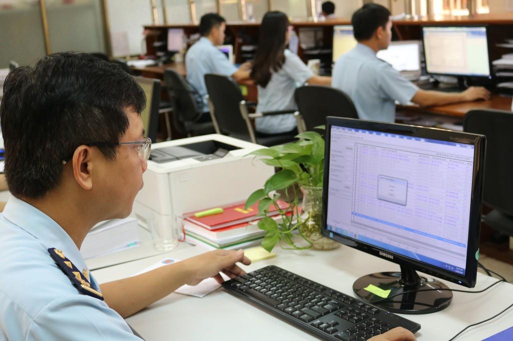 Quản lý thủ tục Hải quan tự động là một bước tiến đưa khoa hoạc kỹ thuật vào đổi mới nền hành chính quốc gia. Ảnh minh họa: Internet