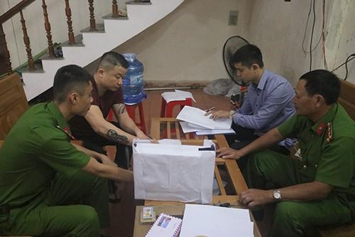 Hơn 100 người Hà Tĩnh sập bẫy vay tiền của giang hồ Hải Phòng - ảnh 2