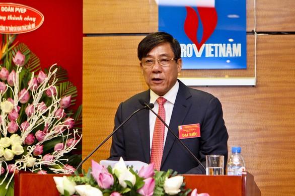 Ông Đỗ Văn Khạnh, nguyên tổng giám đốc PVEP - Ảnh: PVEP