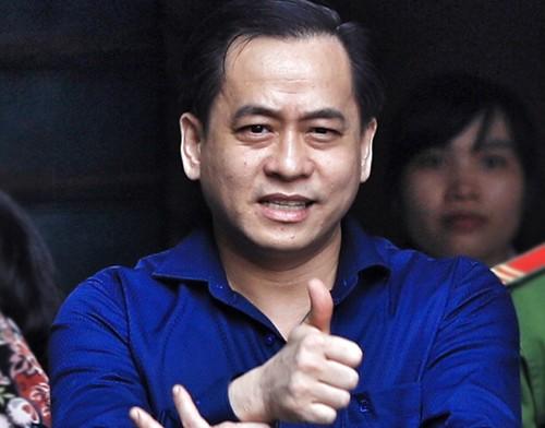 Vũ Nhôm lĩnh 17 năm tù, Trần Phương Bình nhận án chung thân - ảnh 1