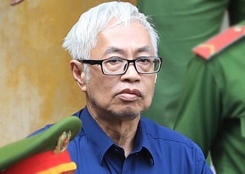 Vũ Nhôm lĩnh 17 năm tù, Trần Phương Bình nhận án chung thân - ảnh 2