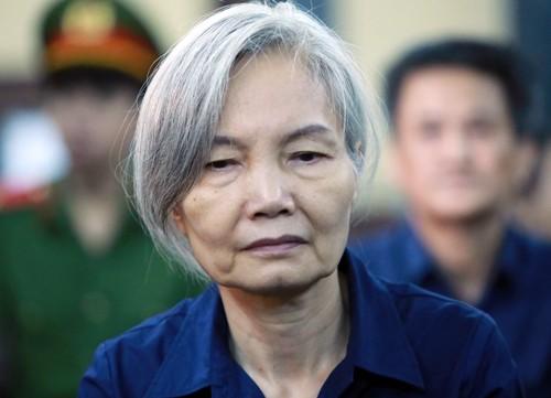 Vũ Nhôm lĩnh 17 năm tù, Trần Phương Bình nhận án chung thân - ảnh 4