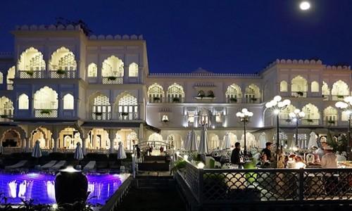 Khách sạn TajmaSago từng thuộc đế chế bất động sản triệu USD của Khaisilk. Ảnh: Chloe Hospitality