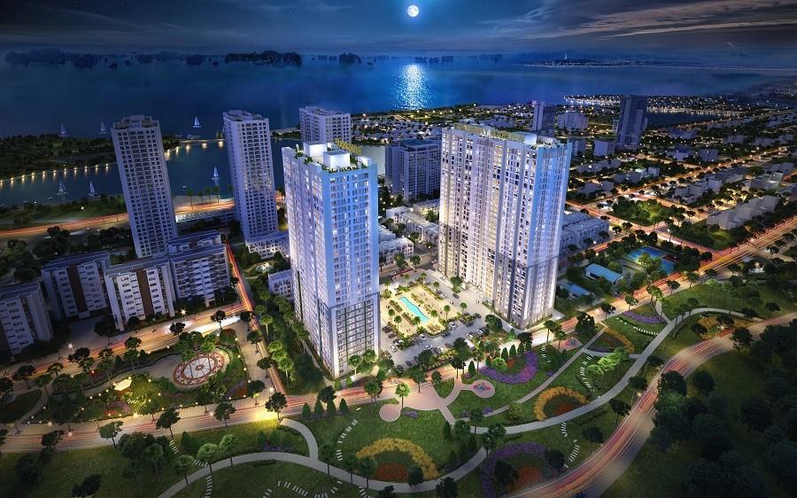 Green Bay Garden hội tụ đầy đủ những yếu tố tối ưu cho các nhà đầu tư nhanh nhạy giữa lúc thị trường du lịch bùng nổ và giá trị bất động sản Hạ Long ngày càng tăng