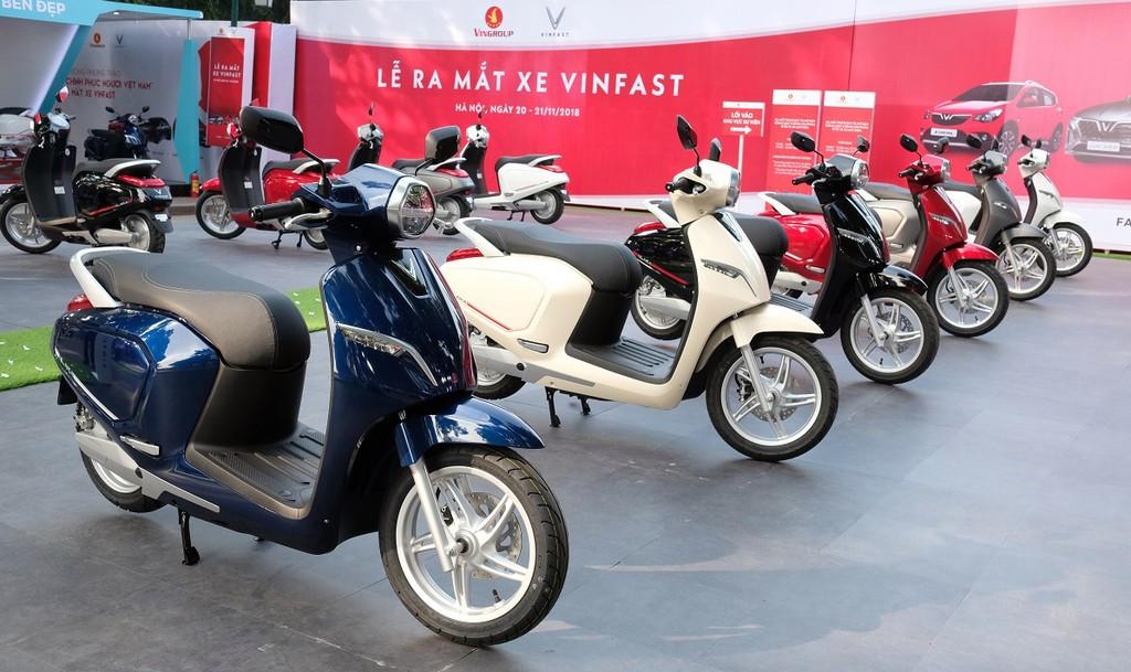 """VinFast công bố lộ trình áp dụng giá """"3 không"""" cho ô tô – xe máy điện - ảnh 3"""