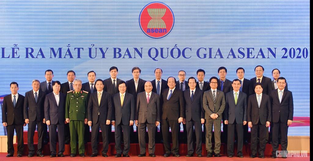 Thủ tướng giao nhiệm vụ '3 thành công' cho Ủy ban Quốc gia ASEAN 2020 - ảnh 1