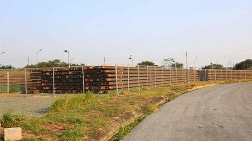 Sắp lắp đặt 3.200 tấn ray cho tuyến metro Nhổn - ga Hà Nội - ảnh 1