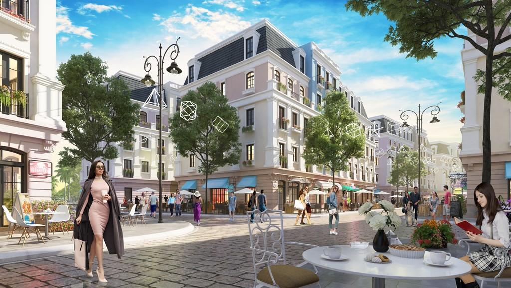 """Quảng trường và khu phố mua sắm: """"trái tim"""" của các điểm đến du lịch - ảnh 2"""