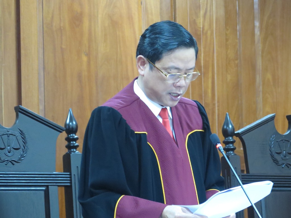 Đại án VNCB: Bác toàn bộ kháng nghị của Viện trưởng Viện KSND cấp cao - ảnh 3