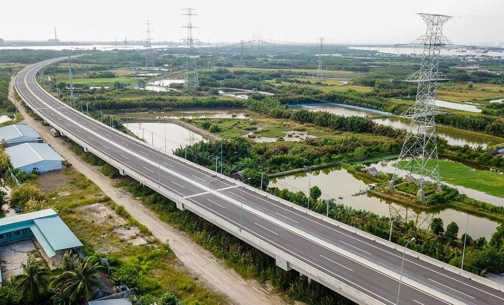 Tuyến cao tốc lớn nhất phía Nam không 'về đích' kịp cuối năm - ảnh 7