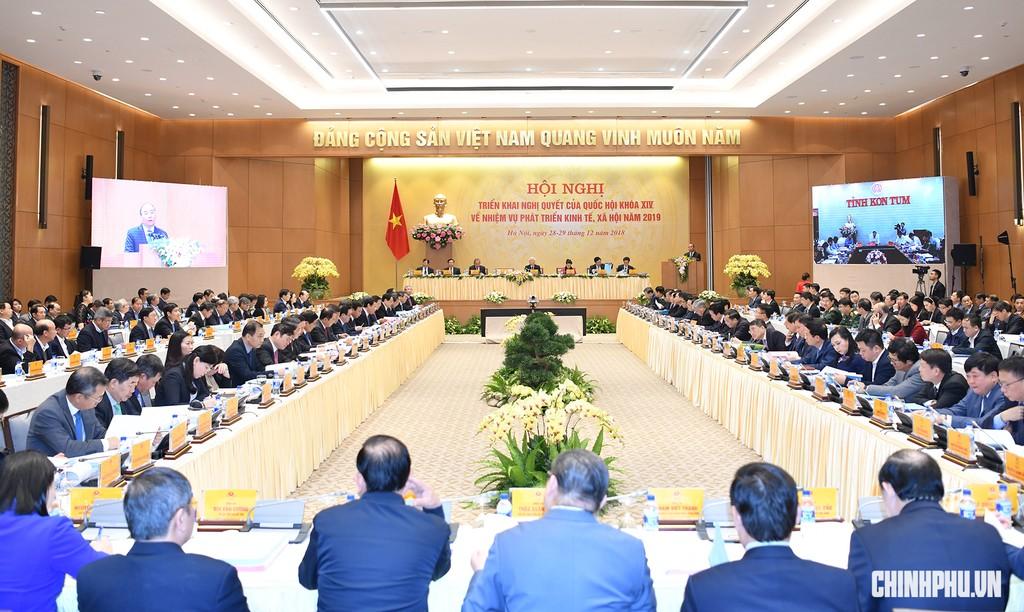 Thủ tướng Nguyễn Xuân Phúc: Năm 2019, là năm tăng tốc, bứt phá trên các lĩnh vực - ảnh 6