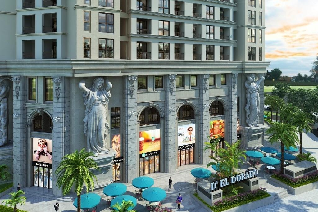 Những lý do nên sở hữu căn hộ D'. El Dorado - ảnh 3