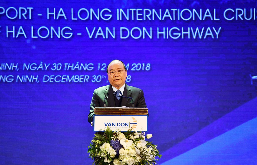 Sun Group khai trương 3 dự án giao thông trọng điểm tại Quảng Ninh - ảnh 2