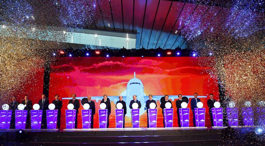 Sun Group khai trương 3 dự án giao thông trọng điểm tại Quảng Ninh - ảnh 3