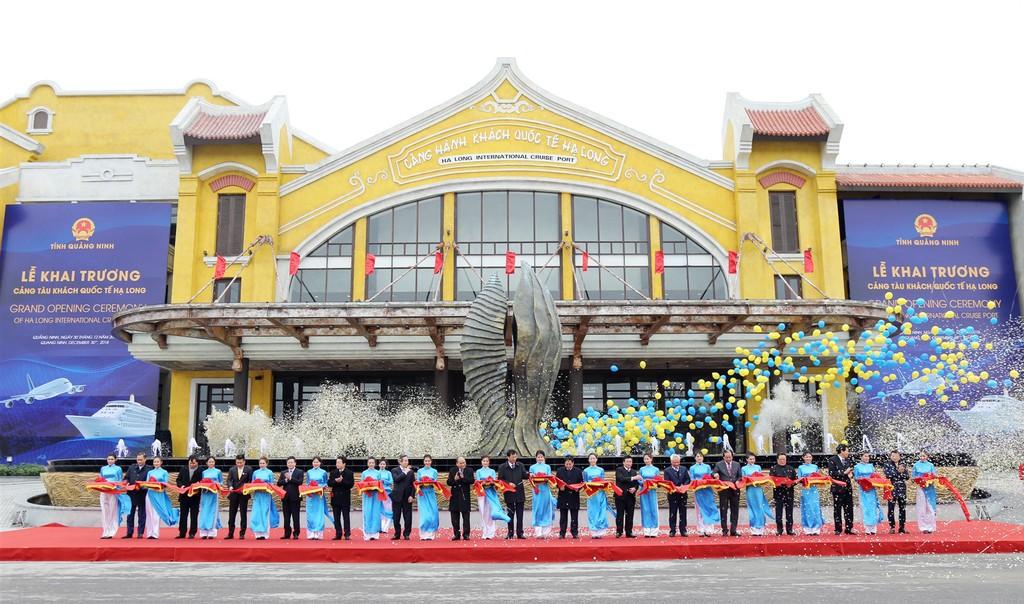 Sun Group khai trương 3 dự án giao thông trọng điểm tại Quảng Ninh - ảnh 6
