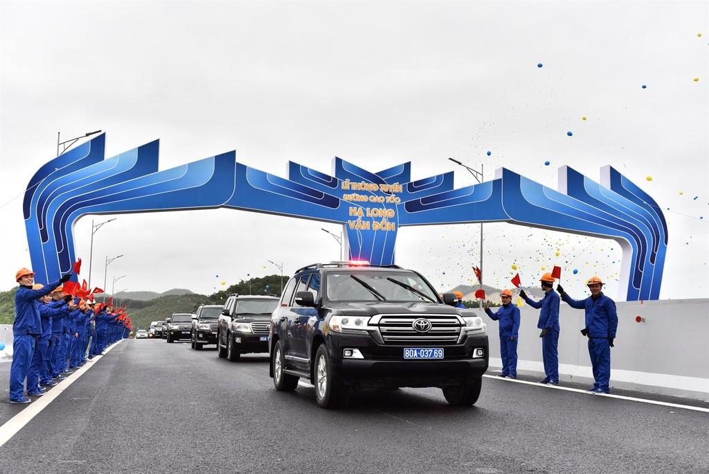 Sun Group khai trương 3 dự án giao thông trọng điểm tại Quảng Ninh - ảnh 8
