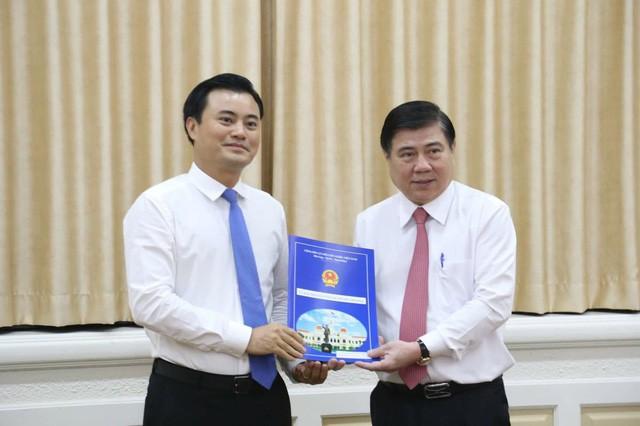 Ông Lê Nguyễn Minh Quang chính thức thôi chức Trưởng Ban Quản lý Đường sắt đô thị TPHCM - ảnh 1
