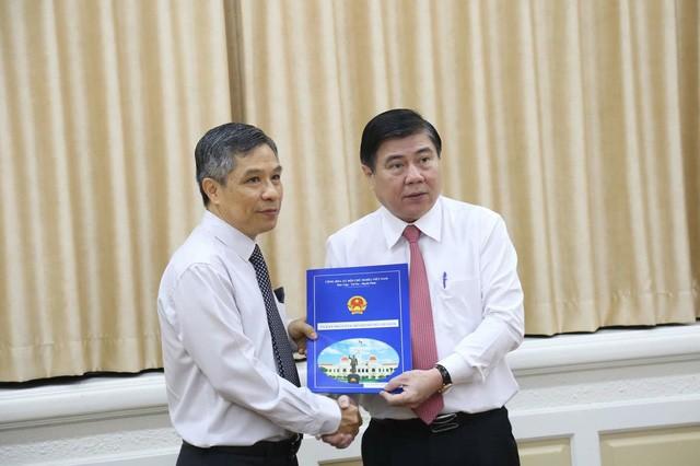 Ông Lê Nguyễn Minh Quang chính thức thôi chức Trưởng Ban Quản lý Đường sắt đô thị TPHCM - ảnh 2