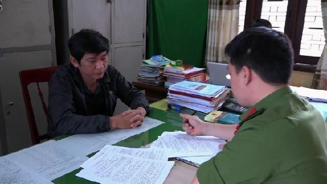Công an tỉnh Quảng Ngãi tiếp tục điều tra làm rõ hành vi lừa đảo của các đối tượng