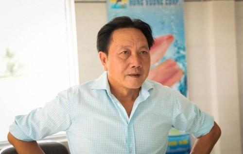 Ông Dương Ngọc Minh - Chủ tịch HĐQT Công ty cổ phần Hùng Vương.