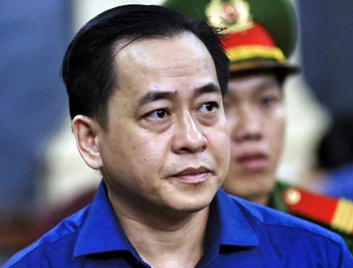 Vũ Nhôm bị TAND TP HCM tuyên phạt 17 năm tù do chiếm đoạt tiền của DAB, tháng 12/2018