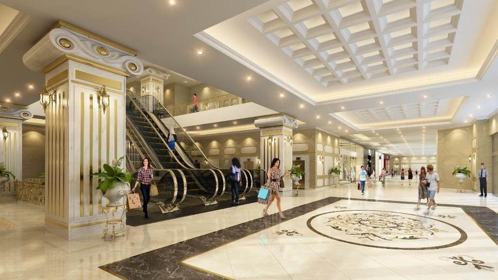 Lion Shopping Center - Trung tâm thương mại mới trên bán đảo Quảng An - ảnh 2