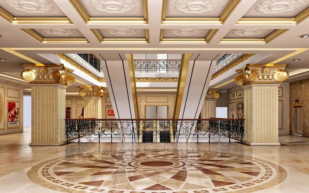 Lion Shopping Center - Trung tâm thương mại mới trên bán đảo Quảng An - ảnh 3