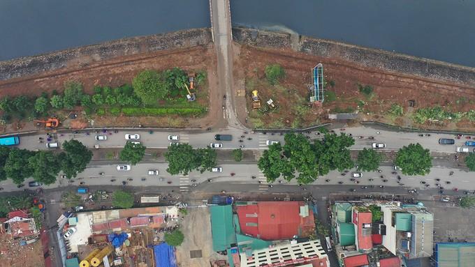 Hà Nội gấp rút mở rộng đường Láng thêm 3,5 mét - ảnh 1