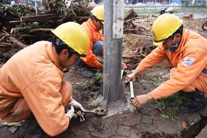 Hà Nội gấp rút mở rộng đường Láng thêm 3,5 mét - ảnh 5