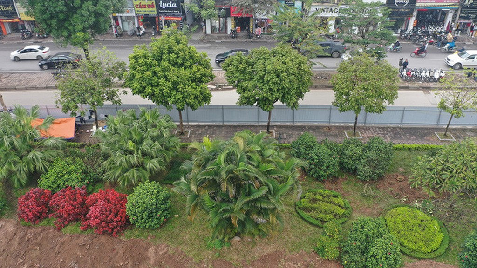 Hà Nội gấp rút mở rộng đường Láng thêm 3,5 mét - ảnh 9