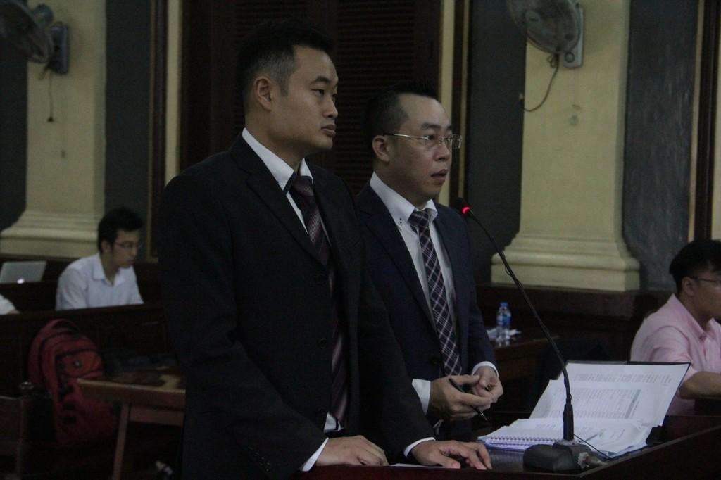 Phía Grab yêu cầu hủy án sơ thẩm.
