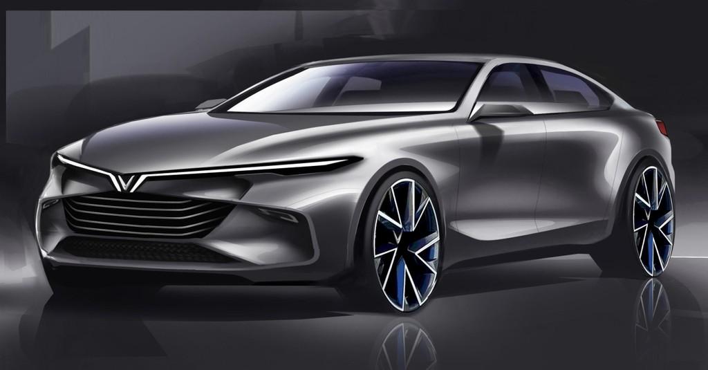 """Các bản thiết kế xe VinFast tham gia chương trình """"Chọn xế yêu cùng VinFast – 3"""""""
