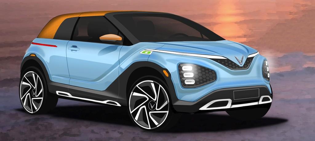 VinFast tổ chức bình chọn 7 mẫu thiết kế ô tô thuộc dòng Premium - ảnh 1