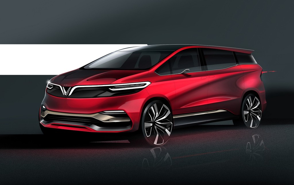 VinFast tổ chức bình chọn 7 mẫu thiết kế ô tô thuộc dòng Premium - ảnh 2