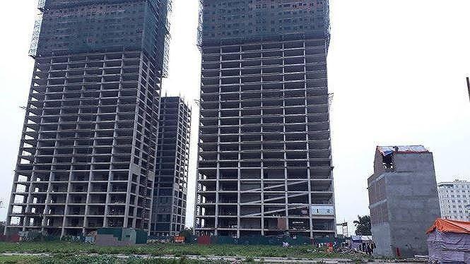 Theo Sở Xây dựng trường hợp công ty AZ Thăng Long chậm thực hiện cam kết hoàn thành dự án thì thanh tra thành phố đề xuất thanh tra toàn diện dự án.